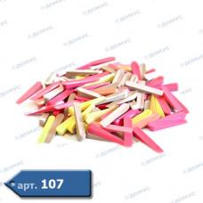 Клини для плитки маленькі/великі 100/30шт (11-020/11-021) ( Імпорт )