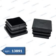 Заглушка пластмасова  20х20 (62.202) ( Україна )