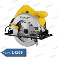 Дискова пила STANLEY 1,6 кВт Ø190x20/30мм, 0-45° (SC16) ( Імпорт )