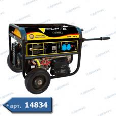 Генератор бензиновий  FORTE FG9000Е  7кВт 25л. 95кг. (59706)  ( Імпорт )