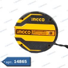 Рулетка INGCO INDUSTRIAL 20м х 12,5мм (CHSMT8420) ( Імпорт )