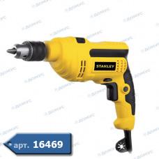 Дриль електричний ударний STANLEY 550W (STDH5510) ( Імпорт )
