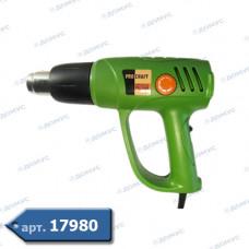 Фен будівельний PROCRAFT PH-2300E (l829) ( Імпорт )