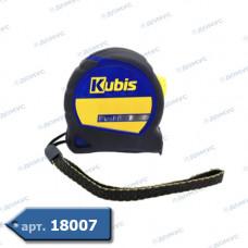 Рулетка Kubis  5м х 19мм PushLock (KB-05-01-0519) ( Імпорт )