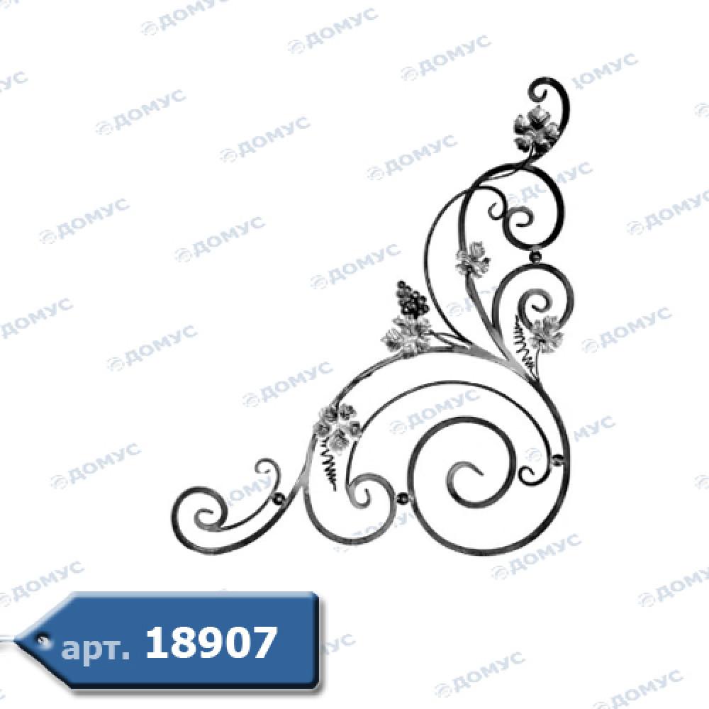 Розетка  960х1140х14/14х7 не вальцьована (13.401) ( Україна )