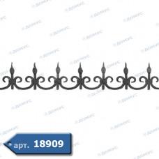 Фриз декоративний 170х1265х12 не вальцьований (15.000) ( Україна )
