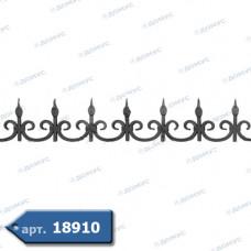 Фриз декоративний 170х1265х12 не вальцьований (15.000) (Україна)