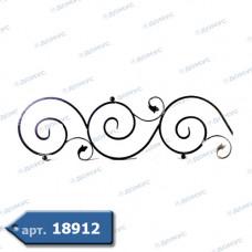 Фриз декоративний 400х1345х12/12х6 не вальцьований (15.012) ( Україна )