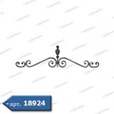 Розетка  280х970х12 вальцьована (21.170) ( Україна )