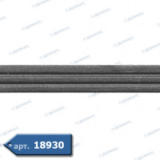 Смуга обтискна 2200х15х2 (30.004) ( Україна )