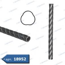 Труба кручена 3000х 42,3 діаметр (35.003) ( Україна )
