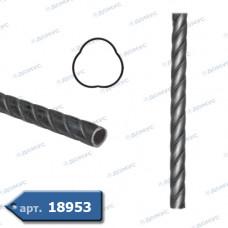 Труба кручена 3000х 60 діаметр (35.005) ( Україна )