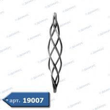 Кошик 330х63х12 (12.150) ( Україна )