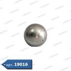 Куля пустотіла 50 без отвору (43.650.01) ( Україна )
