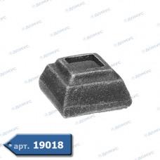 П'ятка  50х50х20 під 20,5 квадрат (44.126) ( Імпорт )