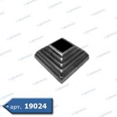 П'ятка  80х80х30х1 під 30 квадрат (44.151) ( Україна )