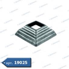 П'ятка 100х100х30х1 під 40 квадрат (44.152) ( Імпорт )