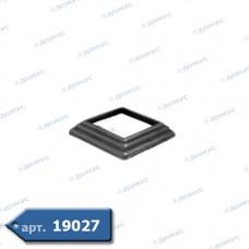 П'ятка 120х120х28х1 під 80 квадрат (44.155) ( Імпорт )