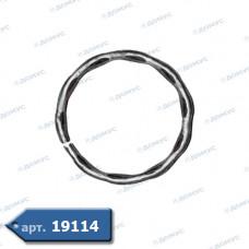 Кільце діаметр 100х12х6 вальцьований (11.037) ( Україна )