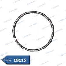 Кільце діаметр 150х12х6 вальцьований (11.040) ( Україна )