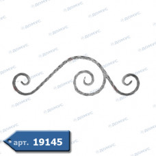 Декоративний елемент 620х190х12 (14.002) ( Україна )
