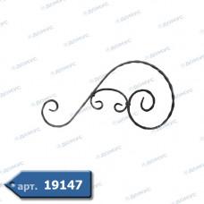 Декоративний елемент 430х230х12 (14.010) ( Україна )