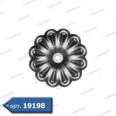 Квітка  68х1,0 отвір 6 (50.010) ( Україна )