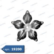 Квітка  90х2 (50.021) ( Україна )
