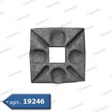 П'ятка  50х50х під 12,5 квадрат (44.001) ( Імпорт )
