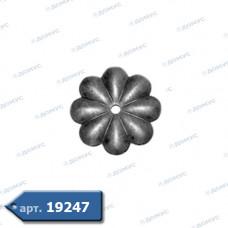 Квітка  60х1,2 отвір 10 (50.005.01) ( Україна )