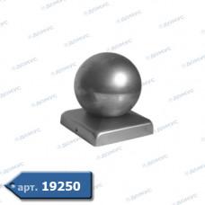 Кришка  40х40 куля 40 (62.004.04) ( Україна )