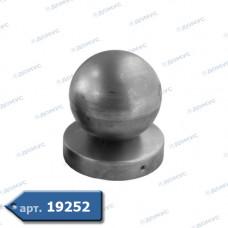Кришка  80х80 куля 60 (62.008.06) ( Імпорт )