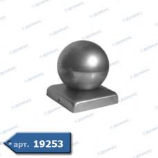 Кришка 100х100 куля  80 (62.010.08) ( Імпорт )