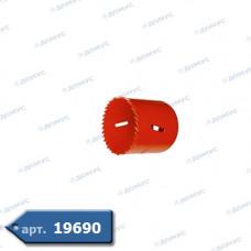 Коронка 18 мм БІ-МЕТАЛ ( Імпорт )