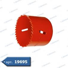 Коронка  80 мм БІ-МЕТАЛ ( Імпорт )