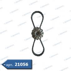Декоративний елемент 250х75х12х6 (14.012) ( Україна )