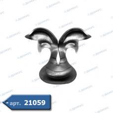 Декоративний елемент  80х85х2 (51.236) ( Україна )