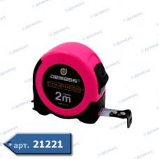 Рулетка DEMASS COMPRESS 2м x 13мм ( Імпорт )