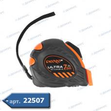 """Рулетка """"Дніпро-М"""" Ultra 7,5м, 25мм ( Імпорт )"""