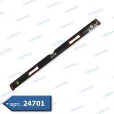 Рівень Haisser Heavy Duty 0,4м 45°/90°/180°, протиударні заглушки, точність 0,5 мм/м ( Імпорт )