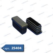 Заглушка пластмасова  40х80 (62.231) (Україна)