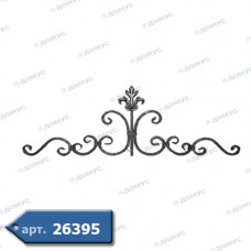 Розетка  340х1000х12 вальцьована (21.173) ( Україна )