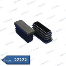 Заглушка пластмасова  40х60 (62.230) ( Україна )