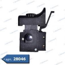 Кнопка (К-  2) дриль TOPEX 6A ( Імпорт )