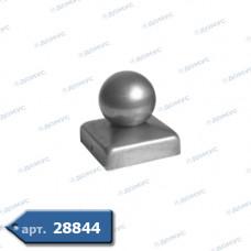 Кришка  50х50 куля 50 (62.005.05) (Україна)