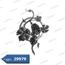 Розетка  385х345х14 (13.037.01) ( Україна )