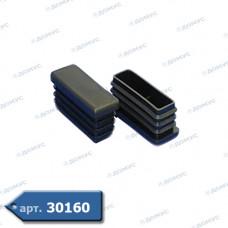 Заглушка пластмасова  30х50 (62.228) (Україна)