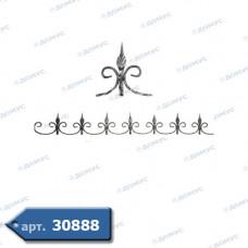 Фриз декоративний 150х1310х12х6/12 (15.001) ( Україна )