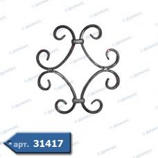 Розетка  230х220х12х6 (15.103) ( Україна )
