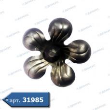 Квітка  87х 2 з кулею (50.042.02) ( Україна )